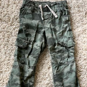 3t Old Navy Camo Pants